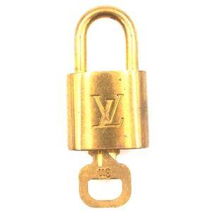 Gold Lock Keepall Speedy Alma  Key Set #311 Bag